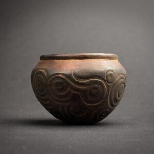 Small Bowl – Circles