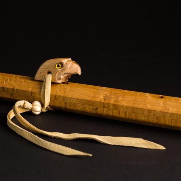 Eagle Flute- Birdseye Maple