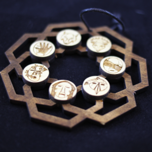 7 Clans Ornament